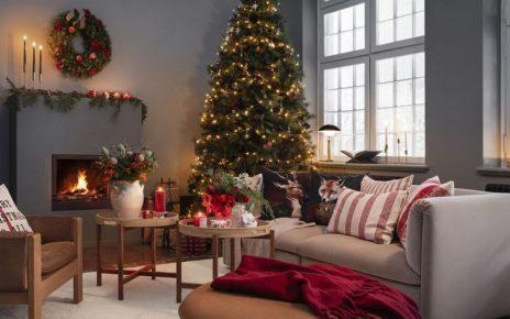 décorer à Noël