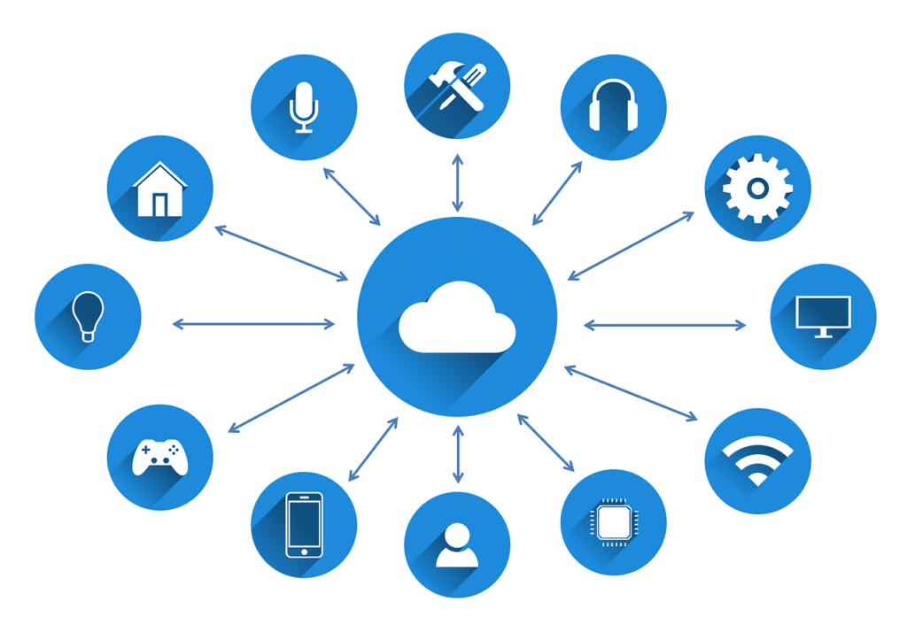 Stockage des données dans le cloud