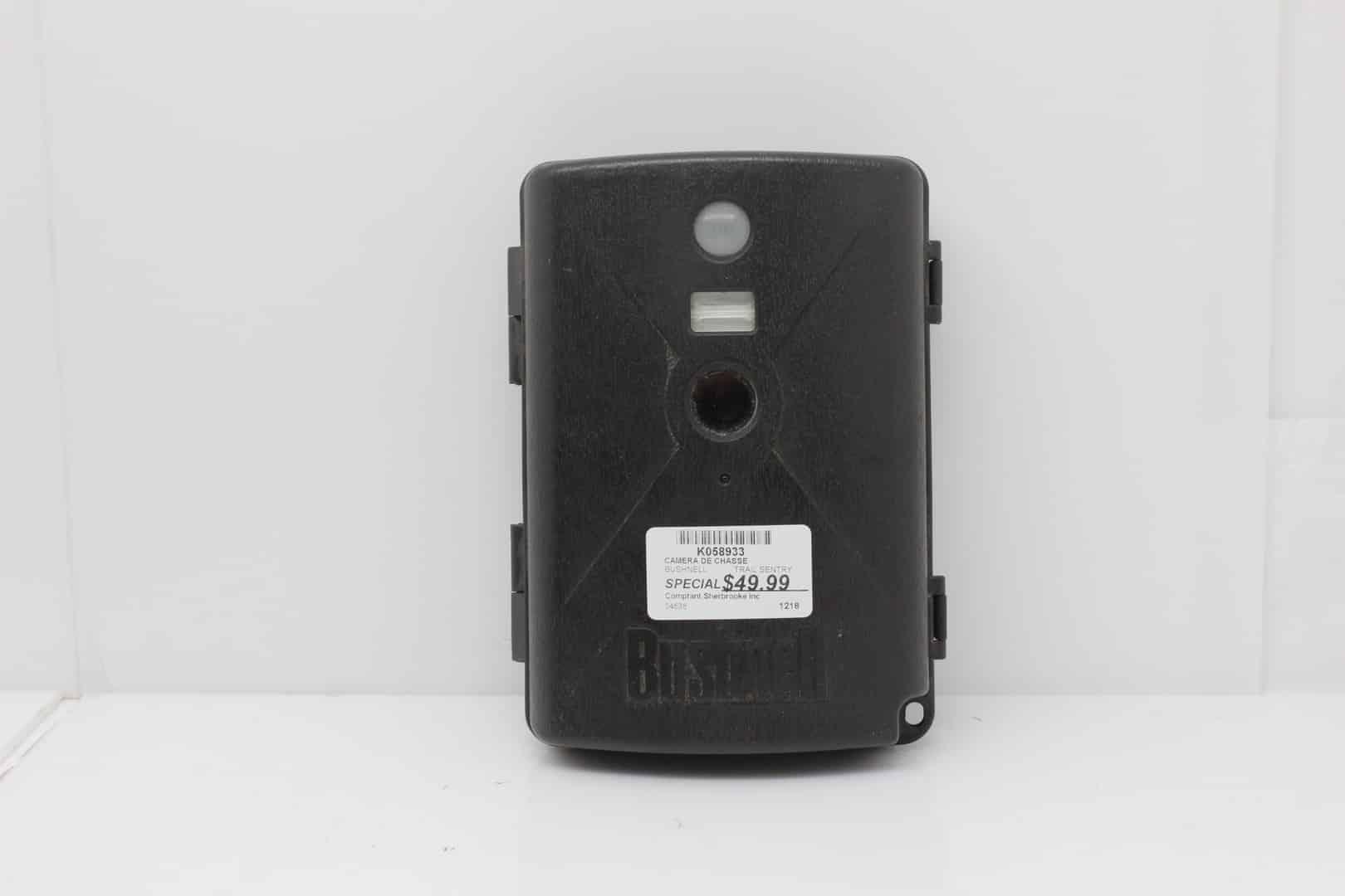 Une caméra de chasse résistante