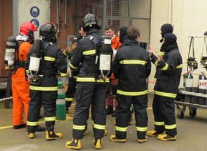 Comment suivre une formation pour lutter contre les incendies maritimes