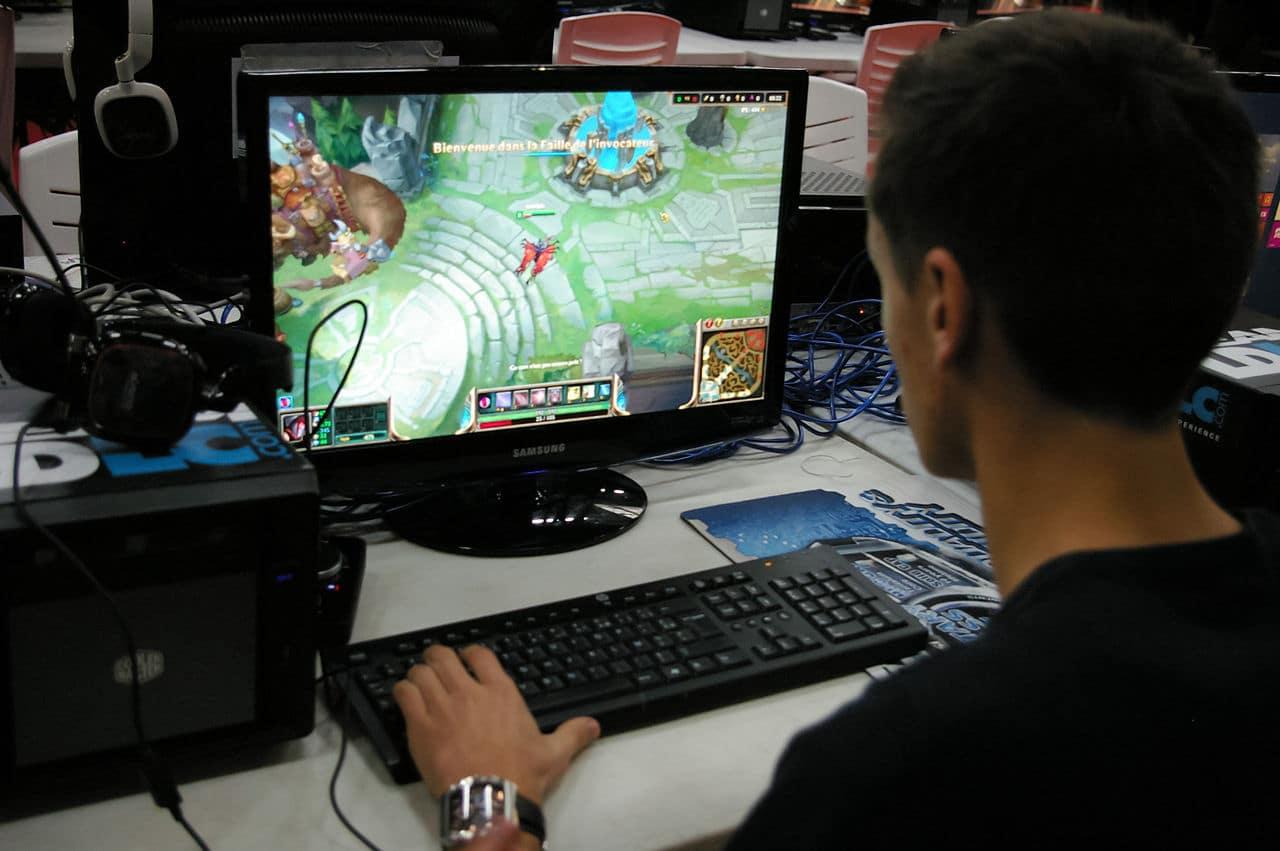 E-sport devenir un joueur pro