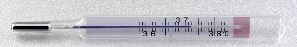 Thermomètre à gallium