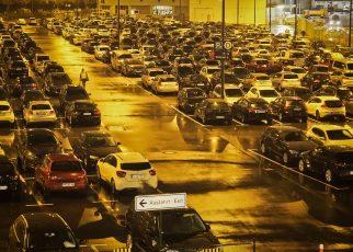Parking aéroport