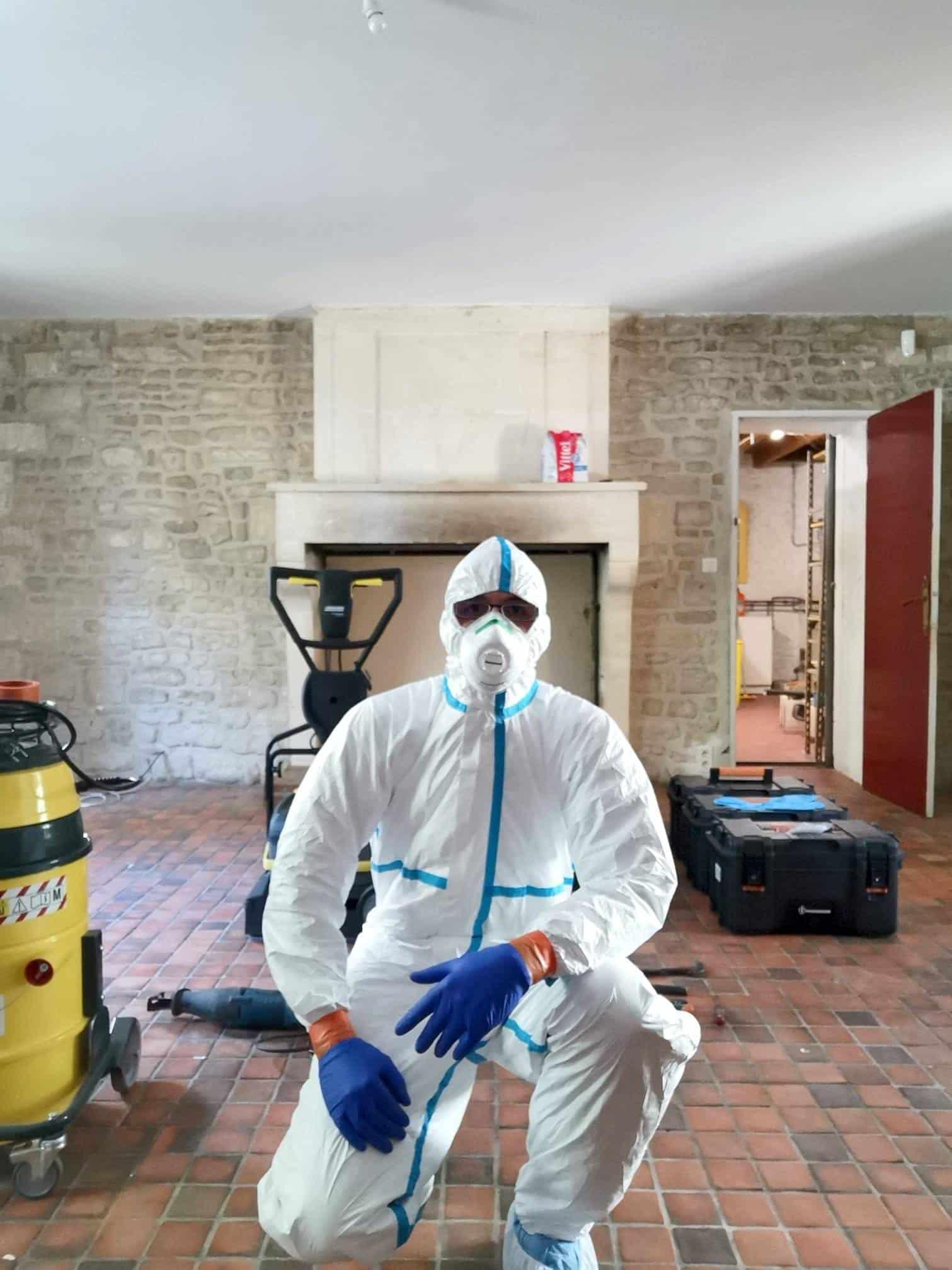 spécialiste nettoyage après décès